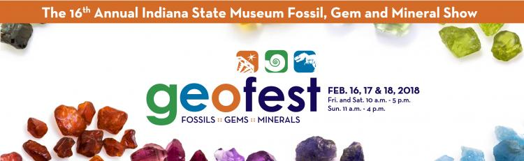 GeoFest at Indiana State Museum