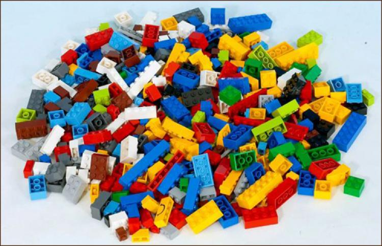 Terrific Tuesday Night LEGOS - Westfield Library