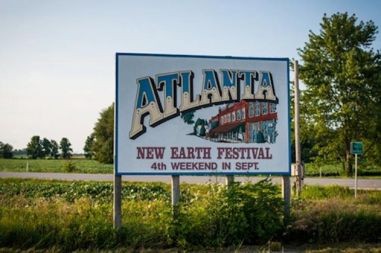 Atlanta New Earth Festival