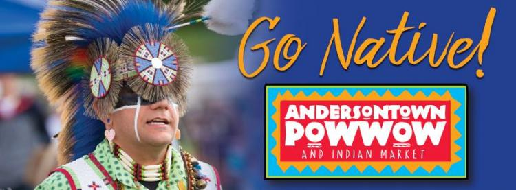 Andersontown Pow Wow & Indian Market - Anderson Athletic Park