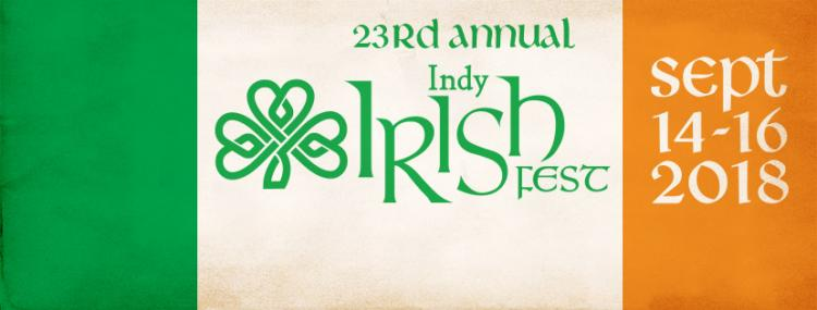 Annual Indy Irish Fest at Military Park Indianapolis