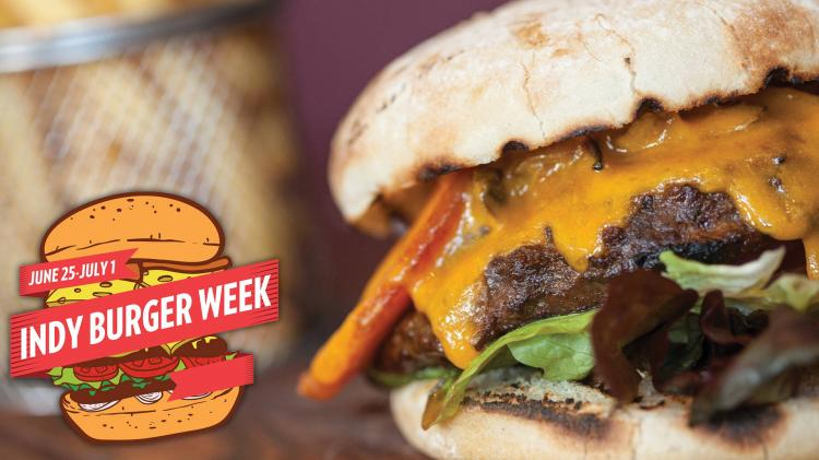 Indy Burger Week