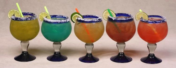 Margaritas at Cabo's Mexican Grill & Bar!