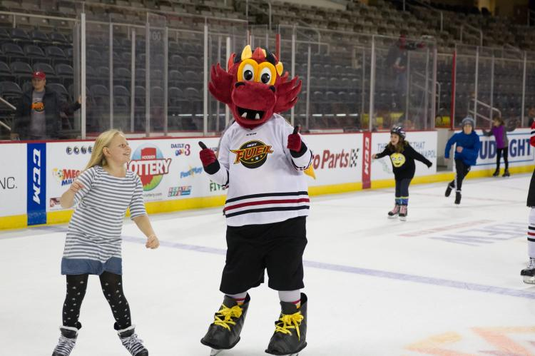 Indy Fuel vs Kalamazoo Wings - Family Fun Day!