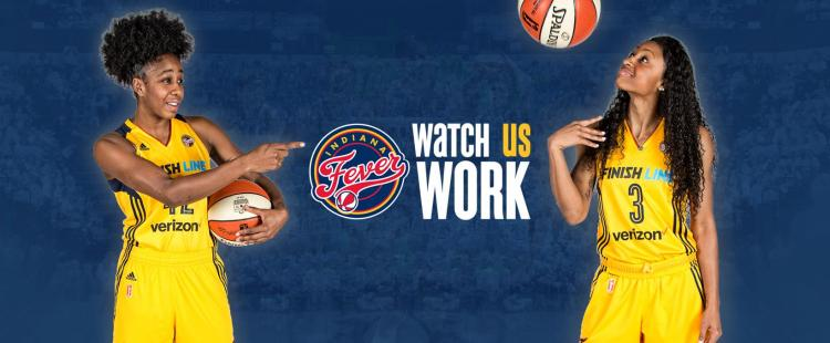 Indiana Fever vs New York Liberty
