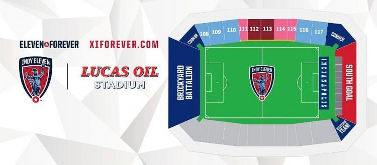 Indy Eleven vs North Carolina FC
