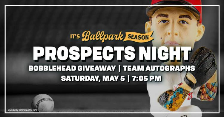 Indianapolis Indians vs Gwinnett Stripers - Prospect Night