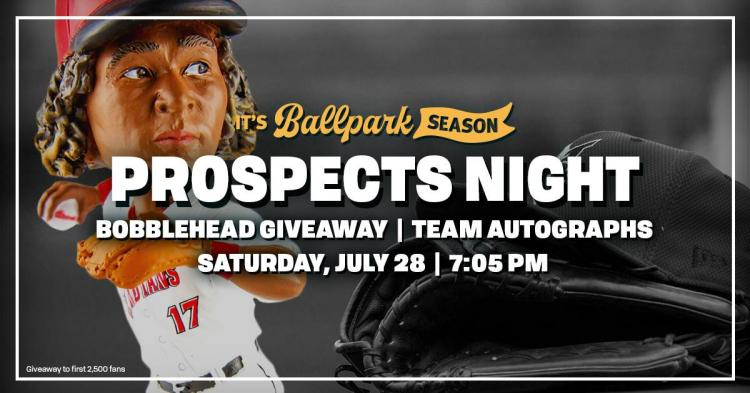 Indianapolis Indians vs Buffalo Bisons - Prospects Night