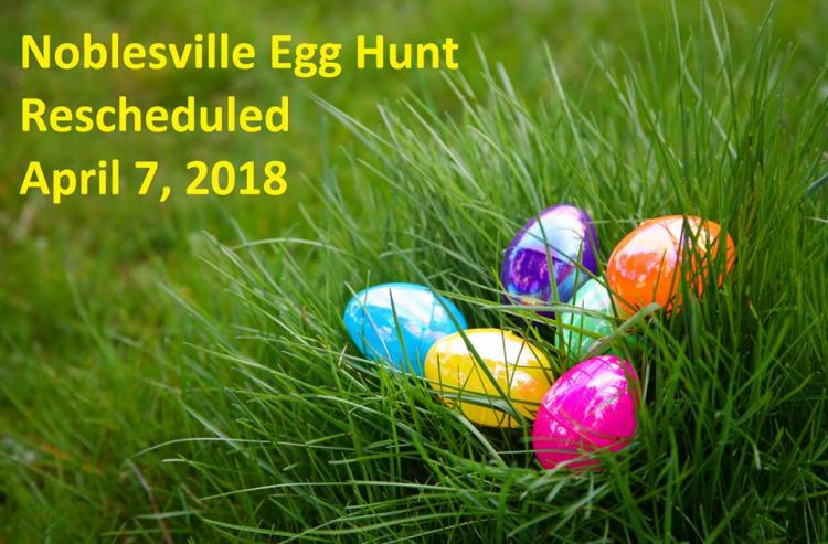 Noblesville Easter Egg Hunt - Rescheduled!