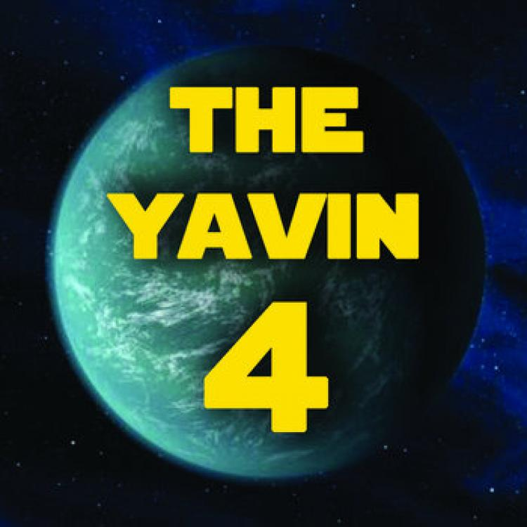 The Yavin 4: Star Wars Tribute Band at Fishers Library