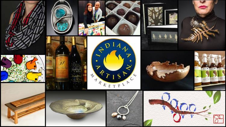 8th Annual Indiana Artisan Marketplace - Indiana State Fairgrounds