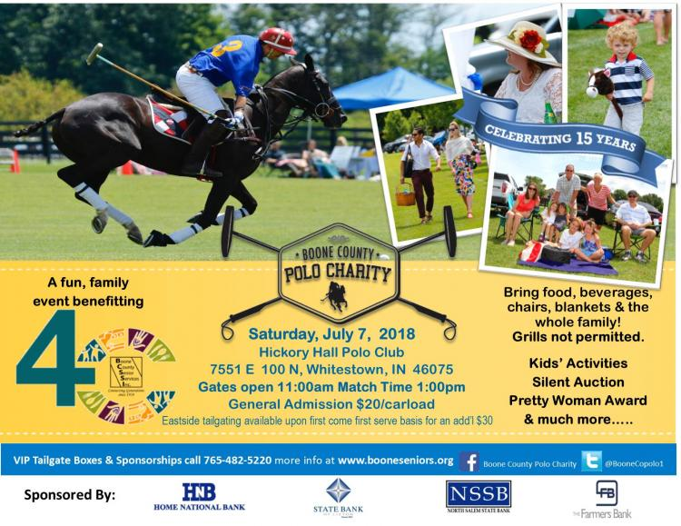 Boone County Polo Charity at Hickory Hall Polo Club