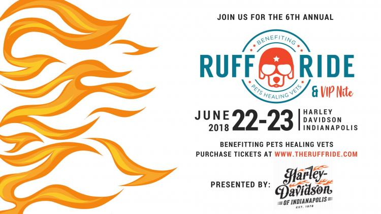 Ruff Ride & VIP Night Benefiting Pets Healing Vets