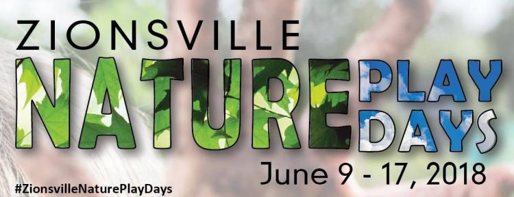 Zionsville Nature Play Days - Recycling Superheroes