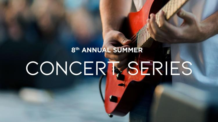 Summer Concert Series at Clay Terrace