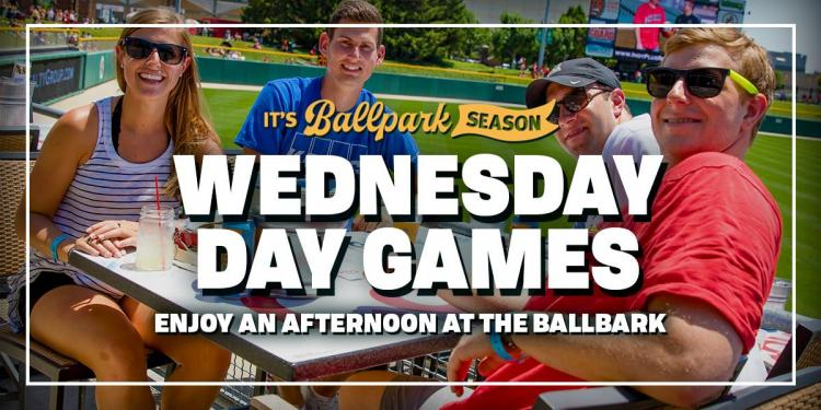 Indianapolis Indians vs Lehigh Valley IronPigs - Wednesday Day Game