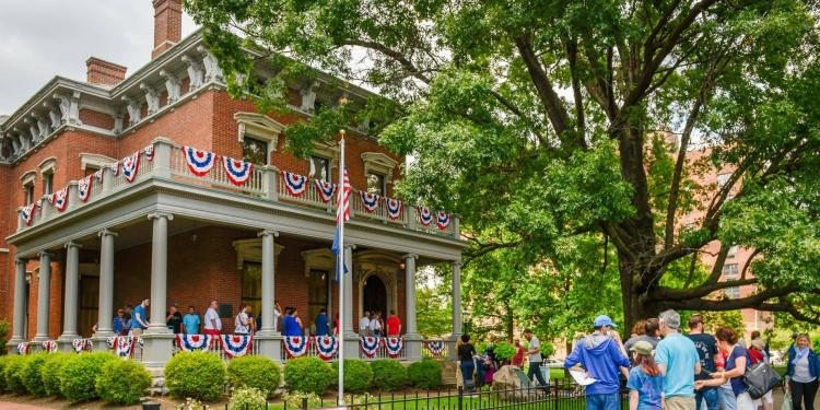 Independence Day Social at Benjamin Harrison Presidential Site