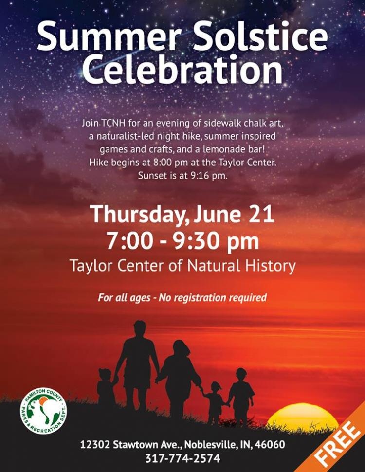 Summer Solstice Celebration at Strawtown Koteewi Park