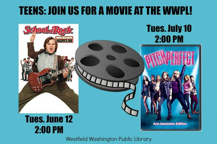 Teen Movie: Pitch Perfect at Westfield Library