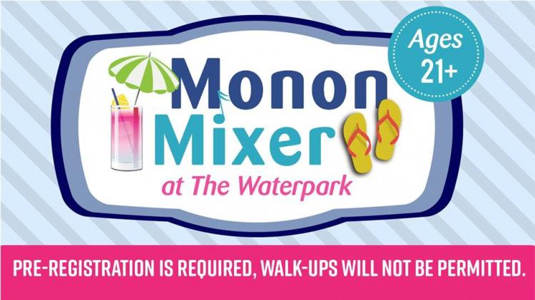 Monon Mixer - After Hours at the Waterpark!