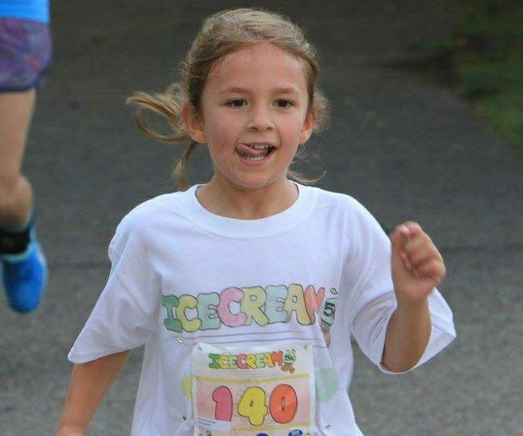Ice Cream 5K to Benefit Riley Hospital for Children