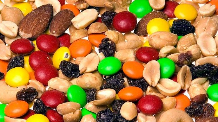 National Trail Mix Day at Flat Fork Creek Park in Fishers