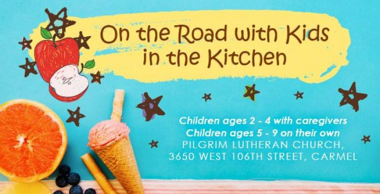 On the Road with Kids in the Kitchen: Hooray for the Red, White, and Blue