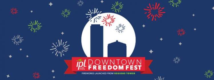 IPL Downtown Freedom Fest - Indianapolis
