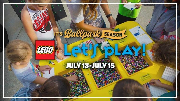 Indianapolis Indians vs Toledo Mud Hens - Kids Eat Free & LEGO Let's Play Tour!