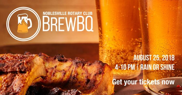 Noblesville BrewBQ at Federal Hill Commons