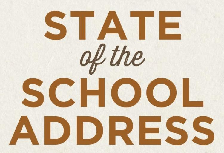 State of the School Address at Zionsville Town Hall