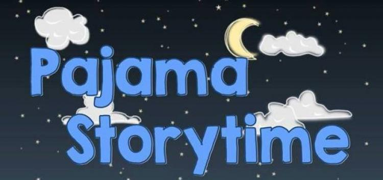 Pajama Storytime at Fishers Library