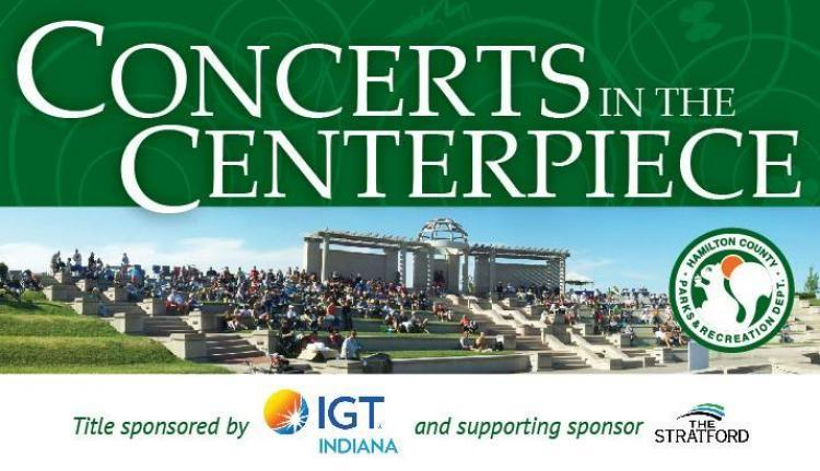 Concerts in the Centerpiece at Coxhall Gardens