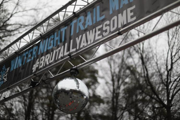 Winter Night Trail Half & Quarter Marathon at Eagle Creek Park ***Sold out!