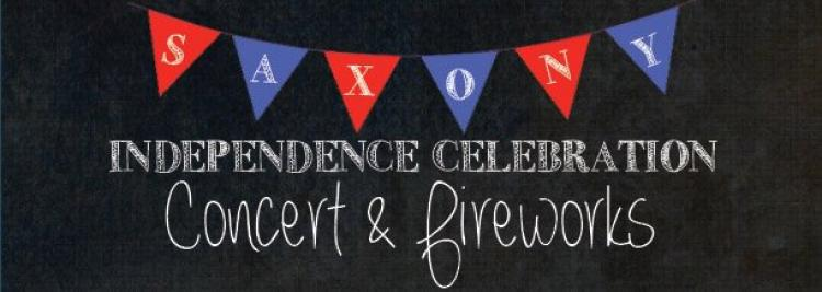 Saxony Independence Celebration Concert & Fireworks in Fishers