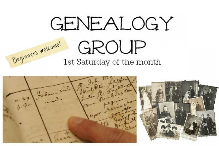 Genealogy Group at Westfield Library