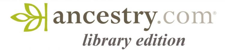 Ancestry Library Edition Class at Westfield Library