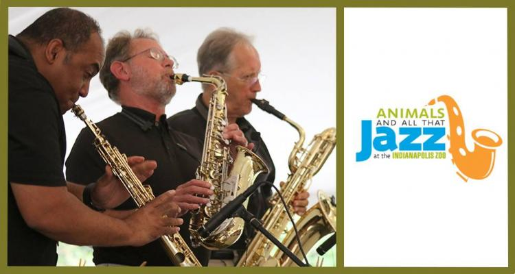 Animals & All That Jazz at the Indianapolis Zoo
