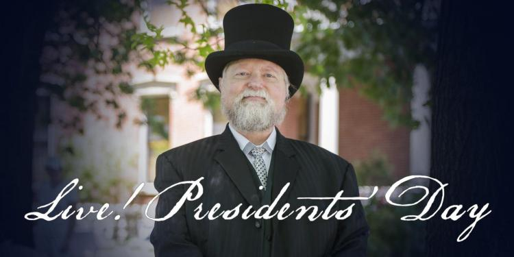 President's Day at the Benjamin Harrison Presidential Site