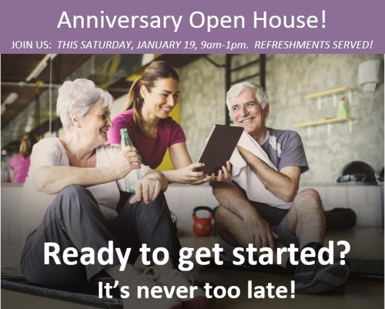 Motion 4 Life One Year Anniversary Open House