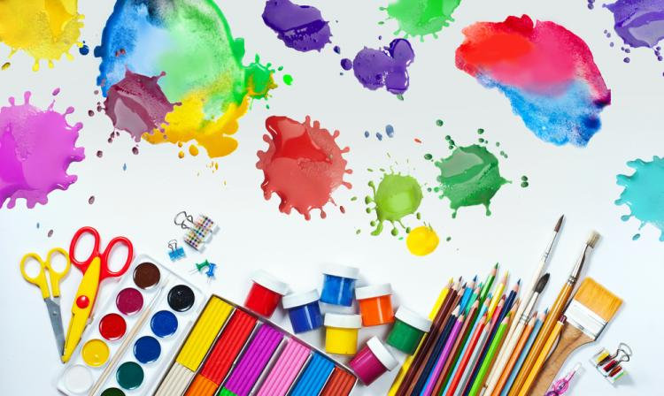 Create, Color, and Chill at Noblesville Library