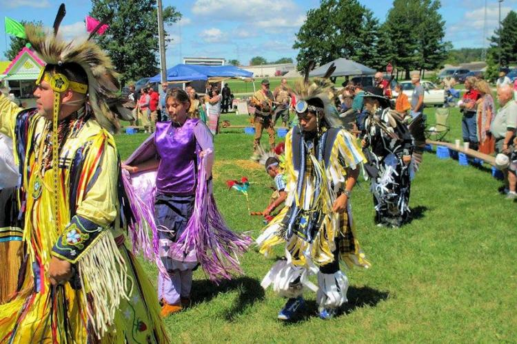 Fall Pow Wow at Boone County Fairgrounds
