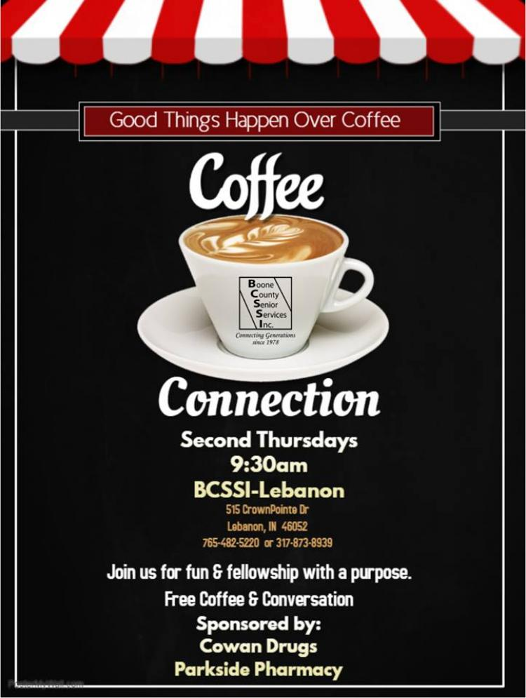 Coffee Connection 2 Community at BCSSI