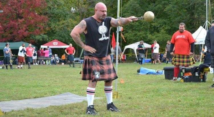 Indianapolis Scottish Highland Games & Festival