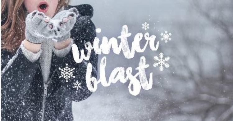 Winter Blast at Clay Terrace