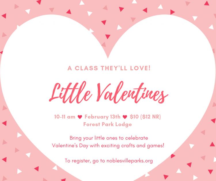 Little Valentines at Forest Park Lodge