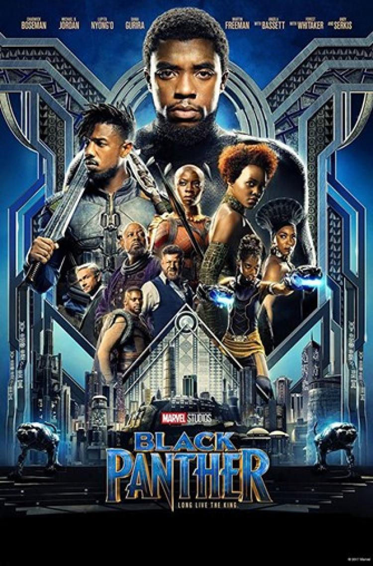 Movie: Black Panther at Noblesville Library