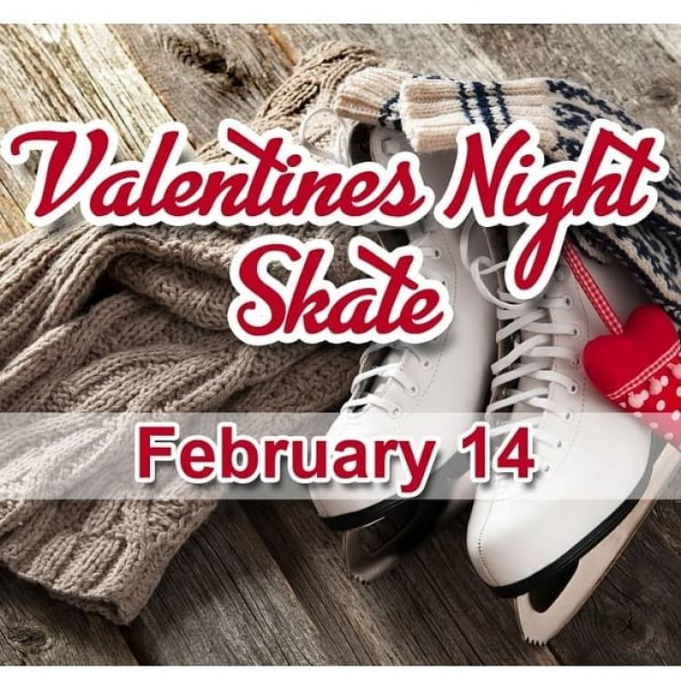 Valentine's Day at The Ice at Center Green