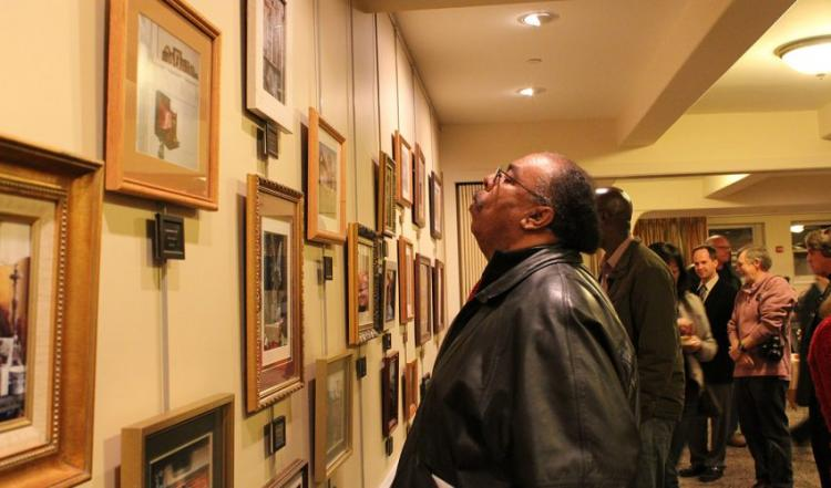 First Friday Art Show at Indiana Landmarks Center