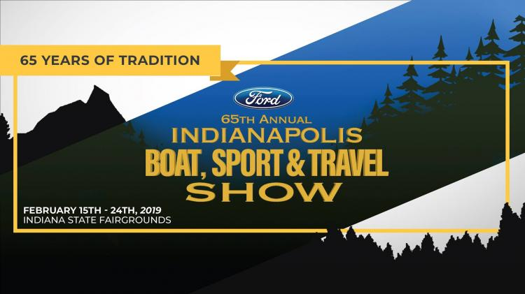 Indianapolis Boat, Sport & Travel Show at Indiana State Fairgrounds